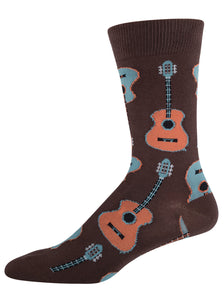 Men's Guitar Socks