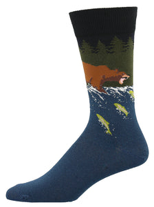 Men's Gone Fishing Socks