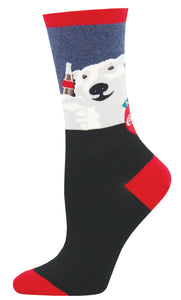 Women's Coke Cheers Socks