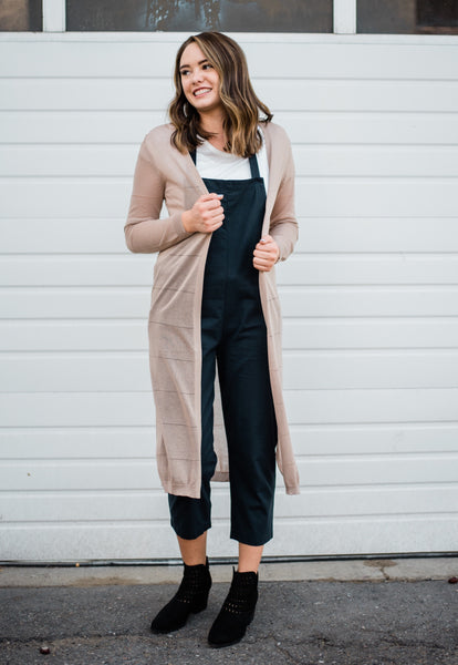 Bobbi Long Cardigan