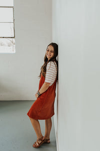 Sam Jumper Dress