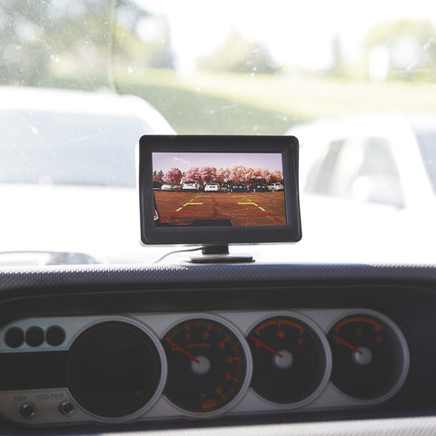Ultra-Tow 4.3 in Color Backup Camera