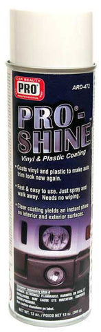 Pro Car Beauty ARD-472 Pro-Shine Aerosol Spray - 13oz Can - Parts Junkie