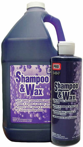 Pro Car Beauty C-48 Shampoo & Wax Car Wash - Pint - Parts Junkie