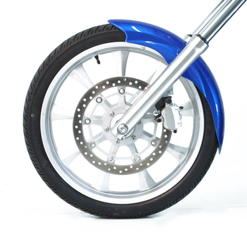 Honda Fury Shorty Front Fender - Parts Junkie