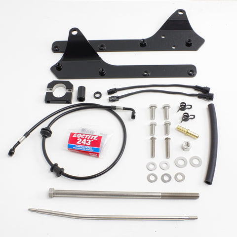 Yamaha Bolt Complete Forward Control Kit - Parts Junkie
