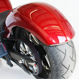 Yamaha Stryker Custom Smooth Rear Fender - Parts Junkie