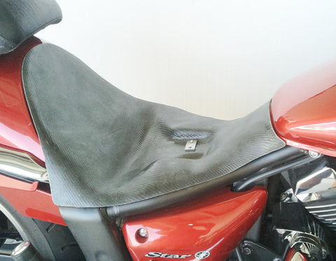 Yamaha V-Star 950 Seat Pan - Parts Junkie