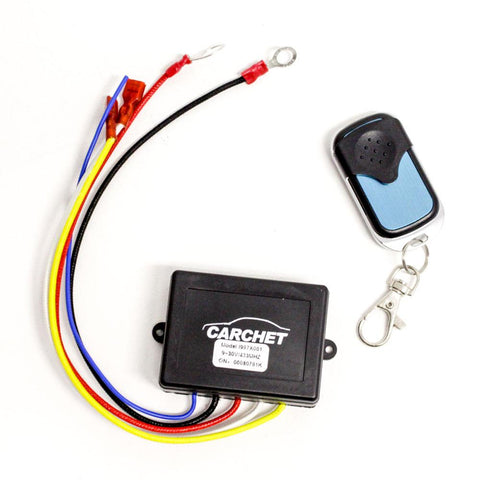 Remote for Air Ride Suspension - Parts Junkie