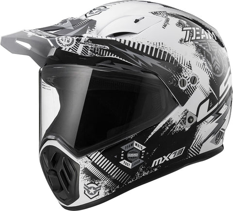 LS2 OHM MX419 Off-Road Helmet - Parts Junkie