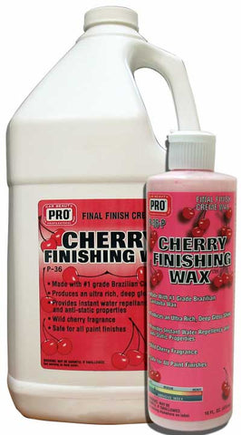 Pro Car Beauty P-36 Cherry Finishing Wax - Pint - Parts Junkie