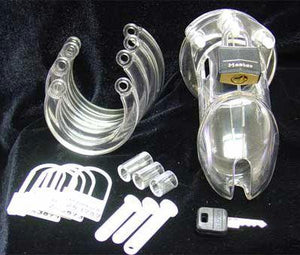 CB-6000S Male Chastity Device - Fun and Kinky Sex Toys