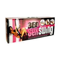 Trinity 360 Degree Spinning Sex Swing - Fun and Kinky Sex Toys
