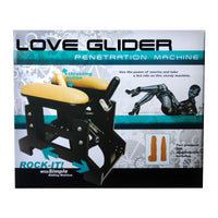 Love Glider Manual Rocker Sex Machine - Fun and Kinky Sex Toys
