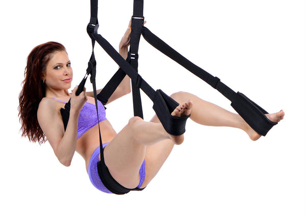 Trinity Sex Swing - Fun and Kinky Sex Toys