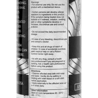 Master Series Ass Relax Desensitizing Lubricant - 4.25 oz - Fun and Kinky Sex Toys