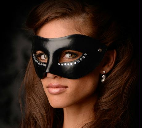 The Luxoria Masquerade Mask - Fun and Kinky Sex Toys