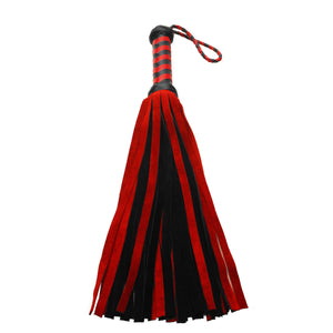 Short Suede Flogger - Fun and Kinky Sex Toys