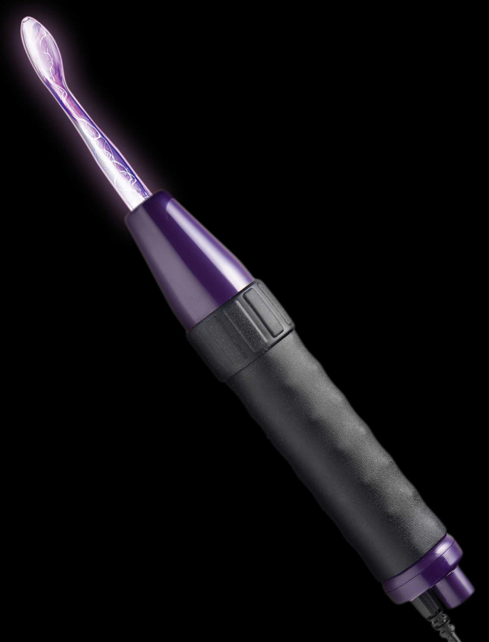 Zeus Deluxe Edition Twilight Violet Wand Kit - Fun and Kinky Sex Toys