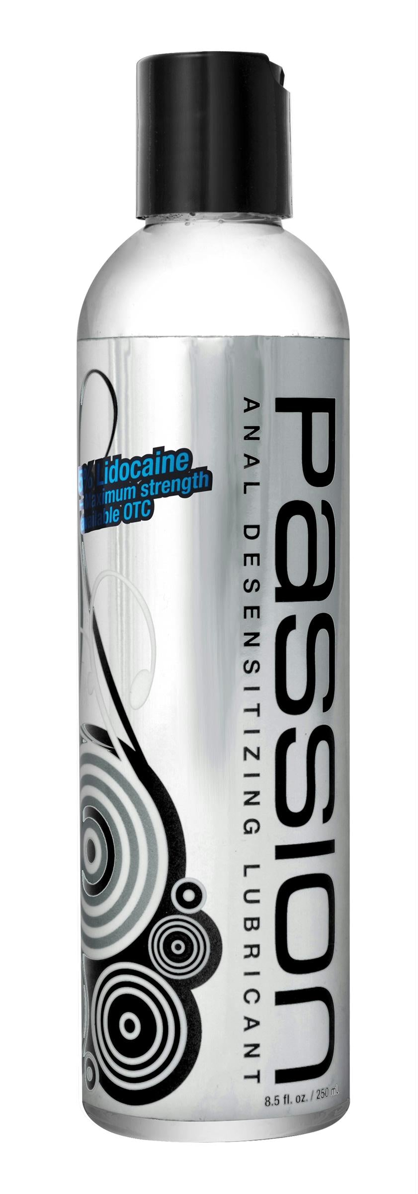 Extra Strength Anal Desensitizing Lube - 8.25 oz. - Fun and Kinky Sex Toys