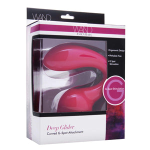 Deep Glider Wand Massager Attachment - Fun and Kinky Sex Toys
