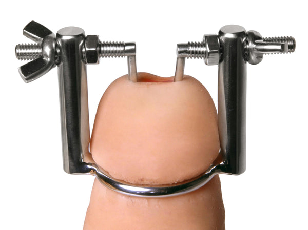 The Meat Cleaver Stainless Steel Urethral Stretcher - Fun and Kinky Sex Toys