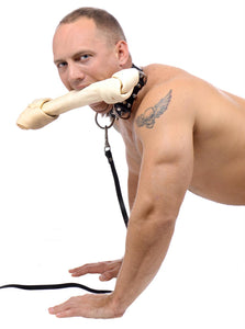 Bad Dog Leash and Spiked Collar Kit - Fun and Kinky Sex Toys