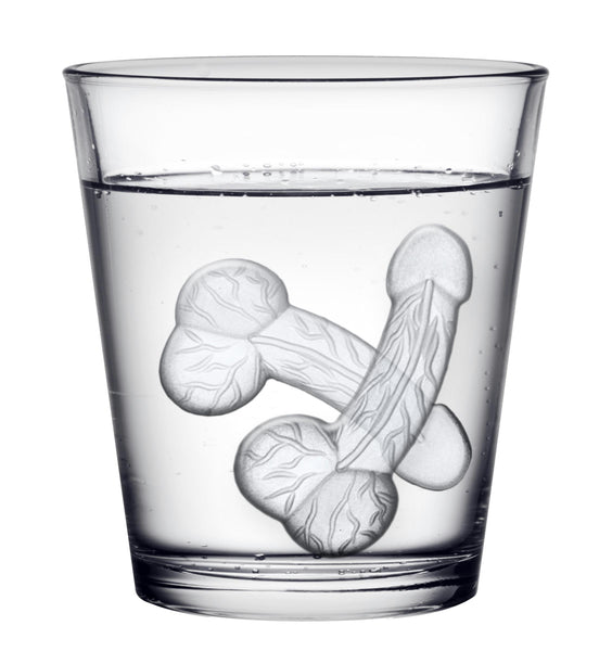 Chilly Willies Penis Ice Cube Tray - Fun and Kinky Sex Toys