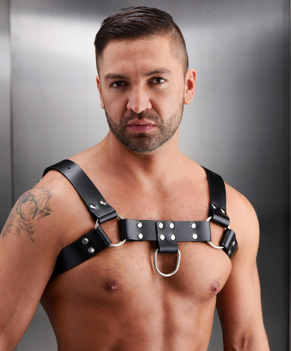 English Bull Dog Harness - Fun and Kinky Sex Toys