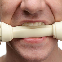 Silicone Bone Gag - Fun and Kinky Sex Toys