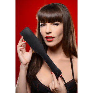 Crimson Tied Steel Enforced Spanking Paddle - Fun and Kinky Sex Toys