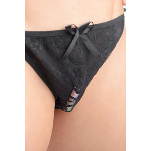 Add A Bullet Vibrating Panties with Pouch - Fun and Kinky Sex Toys