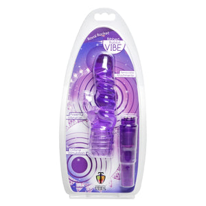Royal Rocket Ribbed Rabbit Vibe - Fun and Kinky Sex Toys