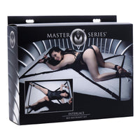 Interlace Bed Restraint Set - Fun and Kinky Sex Toys
