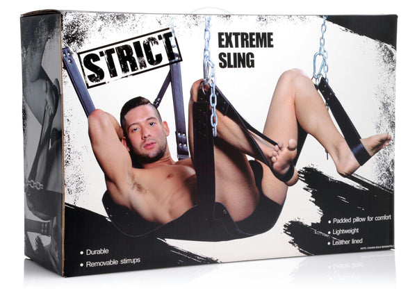 Extreme Sling - Fun and Kinky Sex Toys