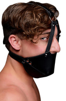 Mouth Harness with Ball Gag - Fun and Kinky Sex Toys