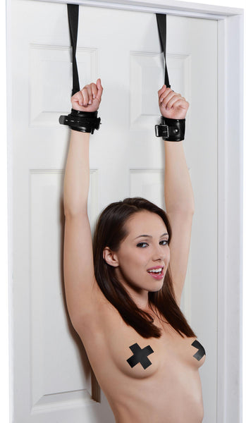 Deluxe Over the Door Restraint System - Fun and Kinky Sex Toys