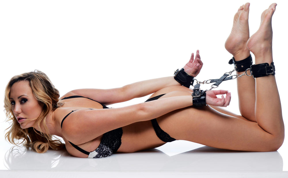Hog-Tie Restraint System - Fun and Kinky Sex Toys