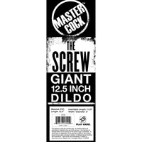 The Screw Giant 12.5 inch Dildo - Fun and Kinky Sex Toys