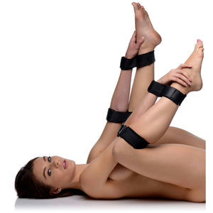 Two Timer Double Leg and Arm Restraints - Fun and Kinky Sex Toys