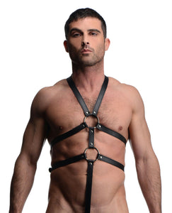 Male Full Body Harness - Fun and Kinky Sex Toys