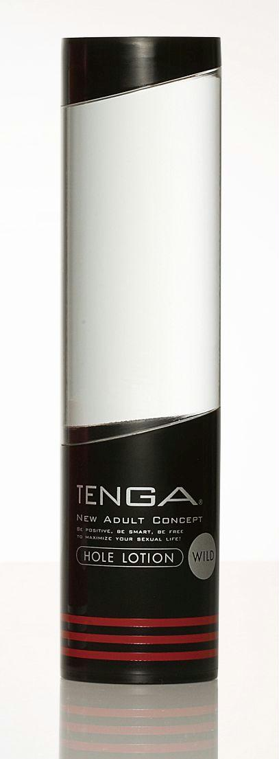 TENGA Hole Lotion 5.75 fl.oz. - Wild - Fun and Kinky Sex Toys