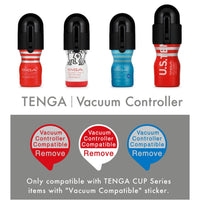 Tenga Vacuum Controller - Fun and Kinky Sex Toys
