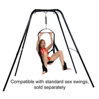 Extreme Sling and Swing Stand - Fun and Kinky Sex Toys