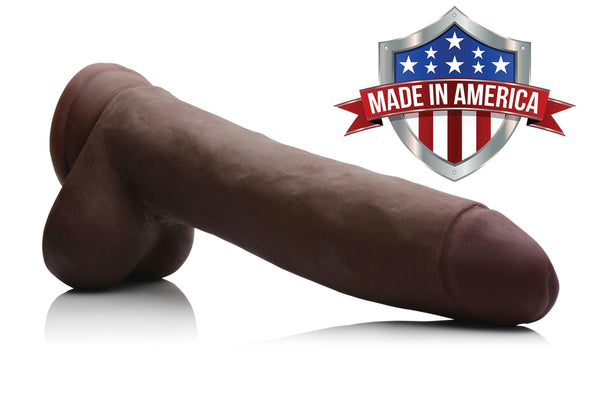 Terrance BBC SkinTech Realistic 11 Inch Dildo - Fun and Kinky Sex Toys