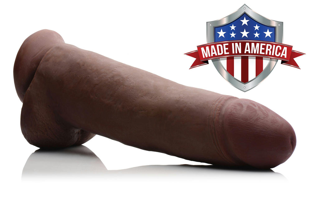 Andre BBC SkinTech Realistic 12 Inch Dildo - Fun and Kinky Sex Toys