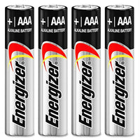 Energizer 4pk AAA Alkaline Batteries - Fun and Kinky Sex Toys