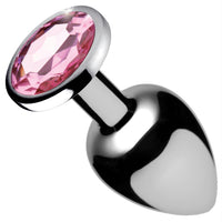 Pink Gem Anal Plug - Fun and Kinky Sex Toys