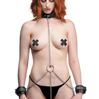 Slave Bondage Shackle Set - Fun and Kinky Sex Toys