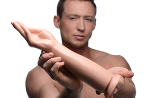 The Fister Hand and Forearm Dildo - Fun and Kinky Sex Toys